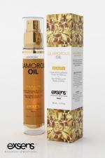 Glam Oil Exsens - 50 ml : Un effet doré et scintillant pour illuminer et sublimer votre peau et attirer l'oeil.