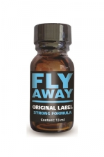 Poppers Fly Away : Fly Away est un poppers aux effets intenses, à base d'isopropyle, en flacon concentré de 13ml.